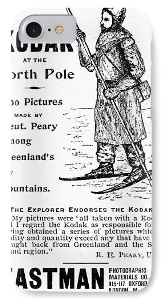 Camera Advertisement, 1893 IPhone Case