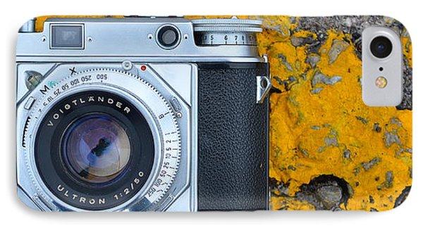 Camera Still Life IPhone Case