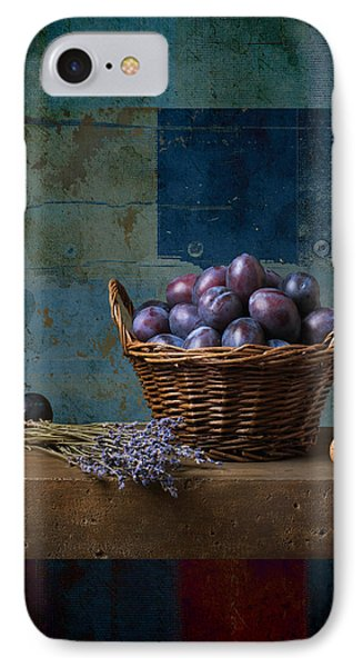Campagnard - Rustic - S01obv IPhone Case by Variance Collections