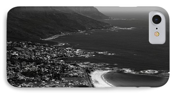 Camps Bay Cape Town Phone Case by Aidan Moran