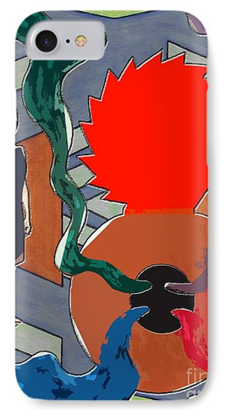Can Of Worms Phone Case by Patrick J Murphy