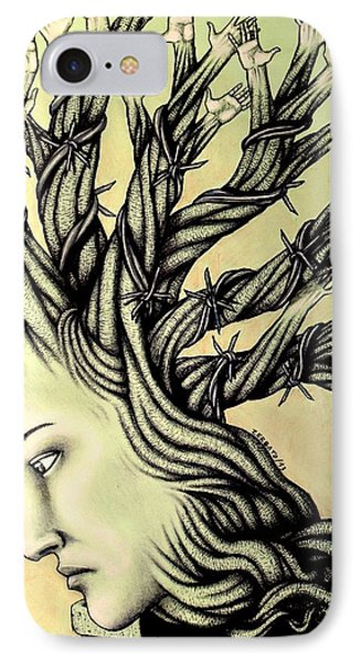 Can Shaping Me But The Essence Never Changes IPhone Case