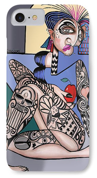 Can You See Me Now IPhone Case by Anthony Falbo
