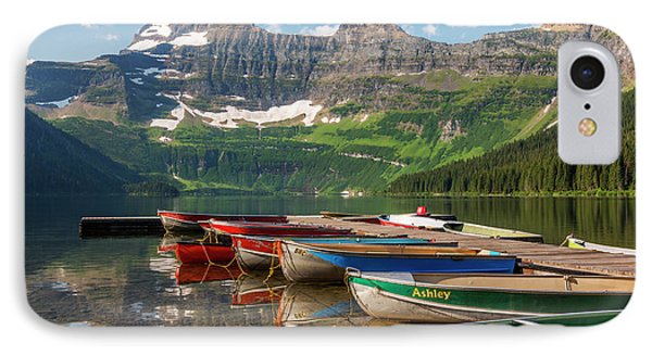 Canada, Alberta, Waterton Lakes IPhone Case