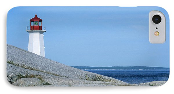 Canada, Nova Scotia, Early Morning IPhone Case by Ann Collins