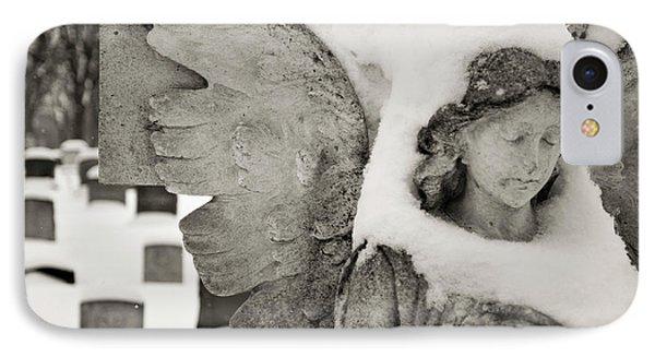 Canada, Ottawa, Beechwood Cemetery IPhone Case by Jaynes Gallery