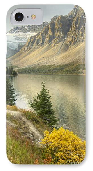 IPhone Case featuring the photograph Canadian Scene by Wanda Krack
