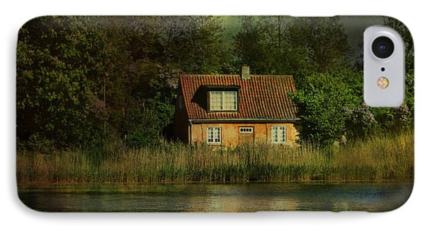 Canal Cottage IPhone Case