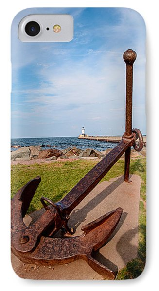 Canal Park Anchor IPhone Case