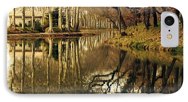 Canal Reflections IPhone Case by France  Art