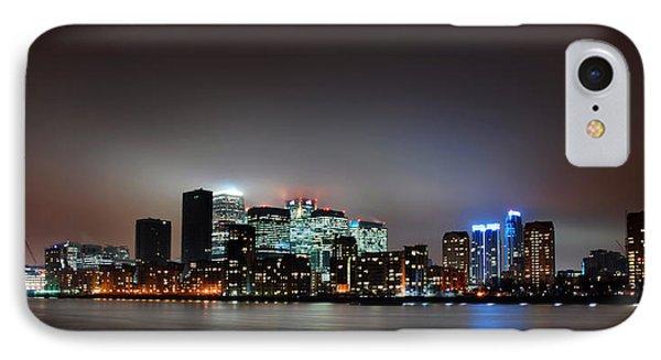London Skyline IPhone 7 Case by Mark Rogan