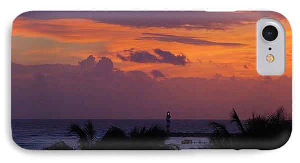 Cancun Lighthouse Phone Case by Halifax photographer John Malone
