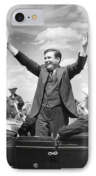 Candidate Wendell Willkie IPhone Case by Underwood Archives