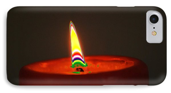 Candle Light Phone Case by Carol Lynch
