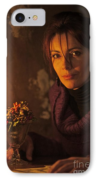 Candle Light Feelings. Phone Case by  Andrzej Goszcz