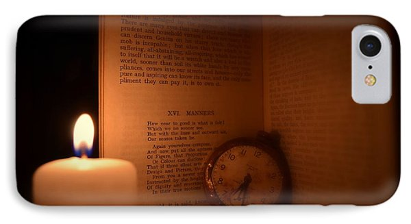 Candlelight Read IPhone Case