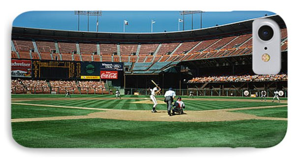 Candlestick Park San Francisco Ca IPhone Case