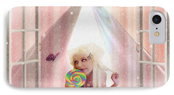 Candy Kisses IPhone Case by Liane Wright