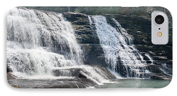 IPhone Case featuring the photograph Cane Creek Cascade by Harold Rau