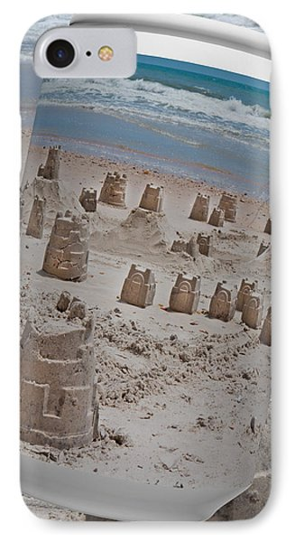 Canned Castles IPhone Case