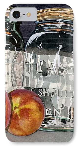 Canning Time Phone Case by Barbara Jewell