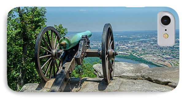 IPhone Case featuring the photograph Cannon At Point Park by Susan  McMenamin