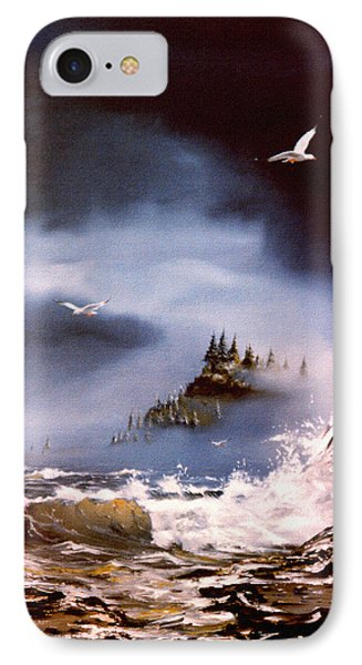 Cannon Beach Oregon IPhone Case by Craig T Burgwardt