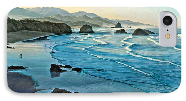 Cannon Beachcombers IPhone Case