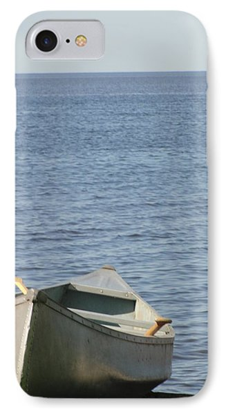 IPhone Case featuring the photograph Canoe by Tiffany Erdman