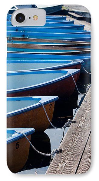 Canoes IPhone Case