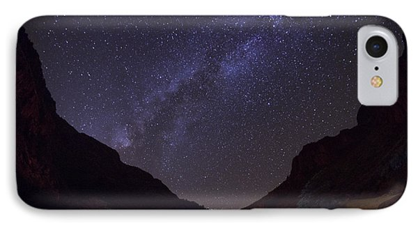 Canopy Of Stars IPhone Case by Aaron Bedell