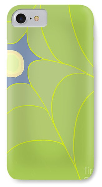 Canopy Peek IPhone Case by Henry Manning