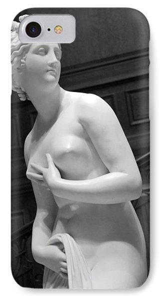 Canova's Venus Up Close IPhone Case by Cora Wandel