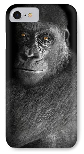 Can't Escape IPhone Case by Diana Angstadt