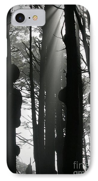 Can't See...the Forest For The Trees IPhone Case by Deena Otterstetter