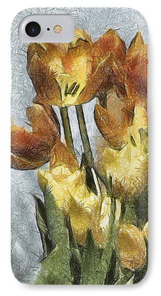 Can't Wait For Spring Phone Case by Trish Tritz