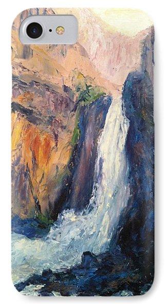 Canyon Blues Phone Case by Gail Kirtz