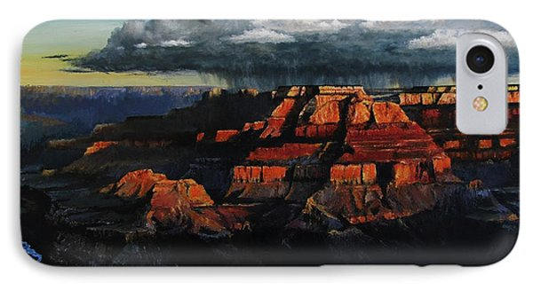 Canyon Colors IPhone Case by David Mittner
