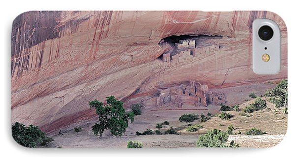 Canyon De Chelly Junction Ruins Phone Case by Christine Till