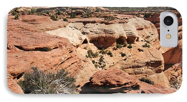 Canyon De Chelly - Land Of Standing Rock Phone Case by Christine Till