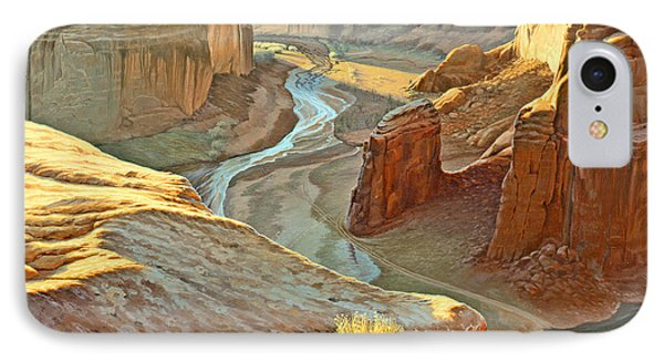 Canyon De Chelly Phone Case by Paul Krapf