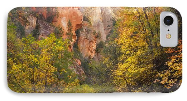 Canyon Kaleidoscope  Phone Case by Peter Coskun
