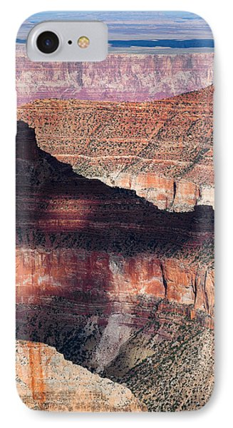 Canyon Layers IPhone Case by Dave Bowman