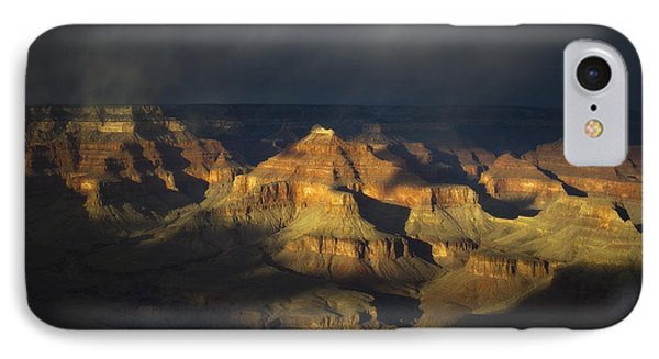 Canyon Light IPhone Case