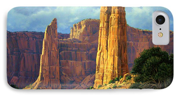 Canyon Light Phone Case by Randy Follis