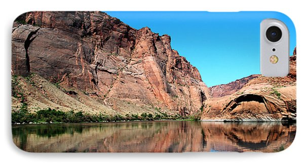 Canyon Reflections IPhone Case