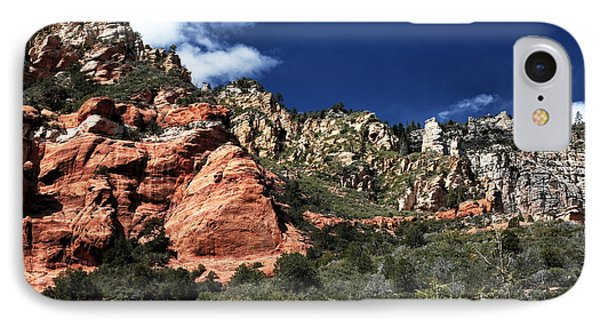 Canyon View Phone Case by John Rizzuto