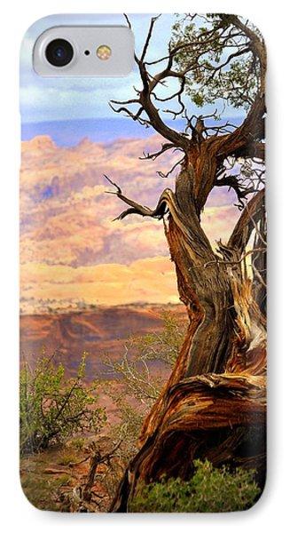 Canyon Vista 1 Phone Case by Marty Koch