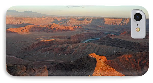 IPhone Case featuring the photograph Canyonlands Np Dead Horse Point 21 by Jeff Brunton