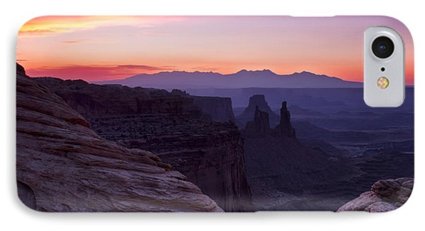 Canyonlands Sunrise IPhone Case